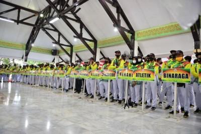 Riau Target 10 Besar PON Papua Mendatang